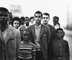 Image result for richard avedon civil rights