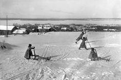 sled 1907