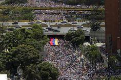EN VIVO: Marcha opositora #23E ~ Chenoticias