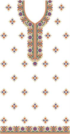 Latest Dress Designs / Heavy top Duppata / Punjabi Suit / Salwar Suit / Pakistani Dresses Download Embroidery Design File in .EMB Format. Hand Embroidery Dress, Couture Embroidery, Border Embroidery Designs, Machine Embroidery Patterns, Textile Patterns, Textile Design, Latest Dress Design, Beautiful Rangoli Designs, Designs For Dresses
