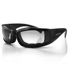 9368de8d3e Bobster Invader Sunglass-Black Frame-Photochromic Lens H552-4014115 Eyewear