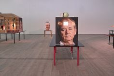 Brian Griffiths, BILL MURRAY: a story of distance, size and sincerity
