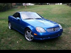 2001 Mercedes Benz SLK Roadster for sale $22,400.00 2001 Mercedes SLK Roadster. Car has 24000 miles. Convertible hardtop like brand new. C...