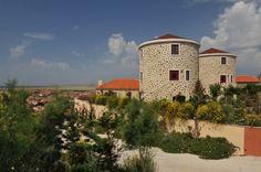 Varos Traditional Village Hotel -windmill suites-Lemnos (Limnos) Island Greece