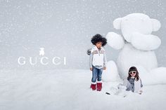 ALALOSHA: VOGUE ENFANTS: Gucci Fall Winter 2012 Kidswear