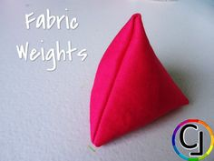 Color Life - Fabric Weights
