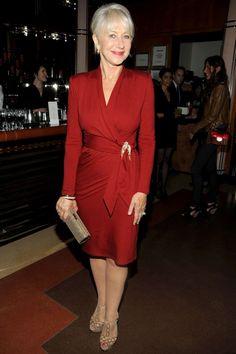 Helen Mirren Style Highs-helen mirren pics-helen mirren photos-woman and home