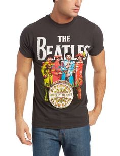 Bravado Men's The Beatles Stg Pepper T-Shirt, Dark Gray, Large Bravado http://www.amazon.com/dp/B00DGRCD1S/ref=cm_sw_r_pi_dp_Afymvb11BWRPX