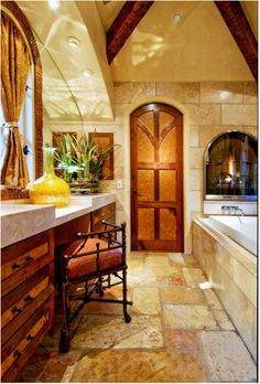 Tuscan Bathroom Design Ideas | Design Inspiration of Interior,room,and kitchen