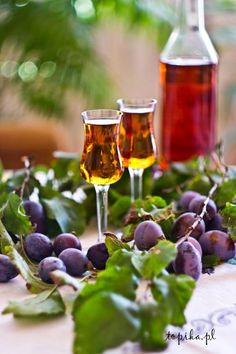 Non Alcoholic Drinks, Beverages, Homemade Liquor, Wine Parties, Wine Cheese, Polish Recipes, Irish Cream, Food Photography, Food And Drink