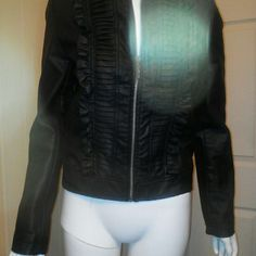 awesome Wet Seal fashion flaux Leather