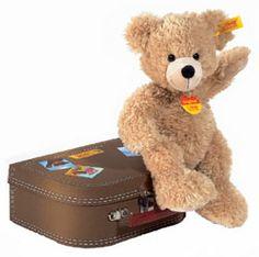 Ein Bär auf Reisen