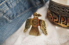 Adjustable Ring ,Thunder bird ring, Boho Ring, Bohemian Ring, Free People Handmade, Gypsy Ring, Hippie Ring by Sonajewelry on Etsy
