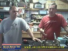 Arcade Repair Tips – Troubleshooting Monitors With Michael - Arcade Repair Tips