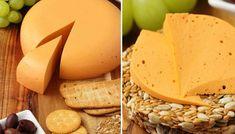 Vegán Cheddar sajt házilag – hihetetlenül egyszerű és nagyon finom! - Impress Magazin Vegetarian Recipes, Cooking Recipes, Healthy Recipes, Healthy Food, Lactose Free, Vegan Cheese, Cheddar, Healthy Living, Dairy