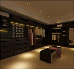 closet mulher