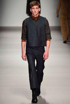 #Menswear #Trends Ben Rice Fall Winter 2015 Otoño Invierno #Tendencias #Moda Hombre M.F.T.