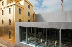 The Prada Foundation's New Arts Complex in Milan - NYTimes.com