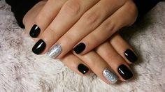 Semilac 031 Black Diamond
