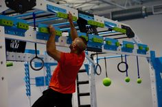 Obstacle Course Training, Obstacle Course Races, Geometric Shapes Design, Shape Design, Ninja Warrior Gym, Crash Mat, Warped Wall, Primal Movement, Ninja Training