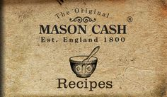 We offer a range of Mason Cash kitchenware such as mixing bowls, pudding basins, ovenware and cookware as well as cake decorating tools and accessories. Cake Decorating Tools, Mixing Bowls, Recipe Collection, Cookware, Portal, Oven, Pudding, Cooking, Recipes