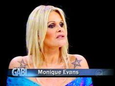 De Frente com Gabi - Monique Evans - Parte 3