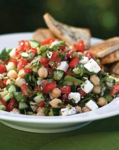 11 Magical Salad Recipes from Our Culinary Hero, Ina Garten via @PureWow