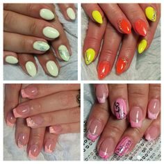 Pastel Nails and vintage style are very trendy :)