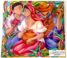 Arte Filipino, Manila Philippines, Esty, Pinoy, Art Inspo, Cross Stitch Patterns, Artworks, Abstract Art, Feminine
