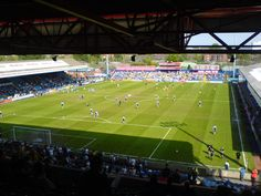 Stockport County Stockport County Fc, Premier League, Led Flood Lights, Football Stadiums, Power Led, Long Distance, Sports, Outdoor, Places
