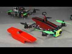 Introducing OFM Swift TR260 Tilt Rotor FPV Racing Quadcopter - YouTube