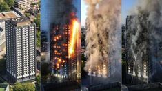 London fire: What we know so far about Grenfell Tower - The London Ambulance Service says 78 people have been treated in six hospitals - St Mary's, Chelsea and Westminster, Royal Free, St Thomas', Charing Cross Hospital and King's College Hospital. Kensington And Chelsea, Chelsea London, Wyoming, Condo Insurance, Facebook Help Center, Bbc, Water Flood, Sheltered Housing, Tower Block