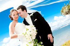 ABM Wedding Photography  |  Beautiful veil | wedding photography in San Diego.