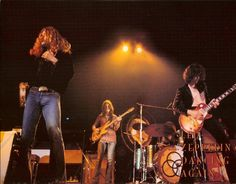 Led Zeppelin - Dancing Again (June 19, 1972 at The Seattle Center Coliseum, Seattle, Washington)