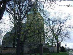 Prague- Kyje- St.Bartolomeus in an spring time