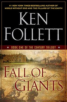 Fall of Giants. If you were like me and were bored out of your mind in highschool history class, this should catch you up on WWI without putting you to sleep.