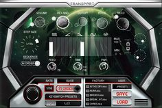 Transport, Transport plugin, buy Transport, download Transport trial, Refractor Audio Transport