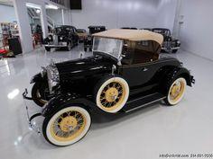 Daniel Schmitt & Co. Presents: 1929 Ford Model A Sport Roadster.  Visit www.schmitt.com or call 314-291-7000 for more details!