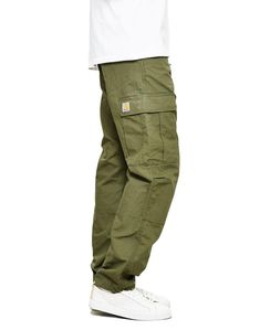 Winwinus Mens Regular Fit Cotton Multi-Pockets Half Pants Combat Karate Pants
