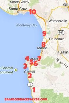 10 Cheap or Free Things to Do in Monterey CA