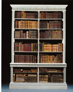Of course, a library of books requites We list a range of Antique Bookcases now for sale, listed by UK antique dealers. Description from antiquescenter2014.com. I searched for this on bing.com/images