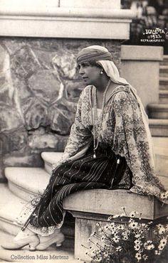 Marie, Queen of Romania (nee Princess of Edinburgh) 1875 – 1938 | Flickr - Photo Sharing!