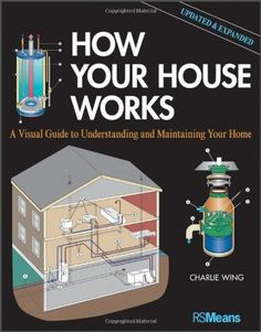 How Your House Works: A Visual Guide to Understanding and Maintaining Your Home, Updated and Expanded (RSMeans)/Charlie Wing