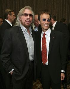 Barry and Robin Gibb - 55th Annual BMI Pop Awards