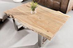 Konferenčné stoly : Luxusný konferenčný stolík Massive 120cm 26mm