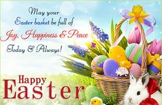 Find Happy Easter Wishes 2018 and also see Inspirational Easter Messages and New Happy Easter Quotes. Happy Easter 2018 Wishes With Images. wishes quotes easter messages Easter images Happy Easter Quotes, Happy Easter Wishes, Happy Easter Sunday, Happy Easter Greetings, Easter Sayings, Happy Thanksgiving, Sunday Wishes, Inspirational Easter Messages, Easter Greetings Messages