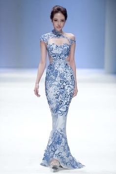 Popular Chinese Fashion Designers Chinese fashion designer