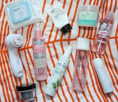 A Shi...pload Of Polish! :Evening Skincare Routine - http://www.ashiploadofpolish.co.uk/2015/06/evening-skincare.html