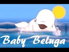BABY BELUGA (With Lyrics) nursery rhymes - YouTube Abc Songs, Songs To Sing, Kids Songs, 2nd Baby, Baby Love, Toddler Preschool, Preschool Activities, Babysitting Fun, Rhymes For Kids