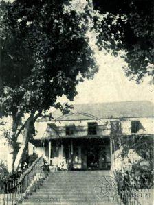 Montravers House, Nevis
